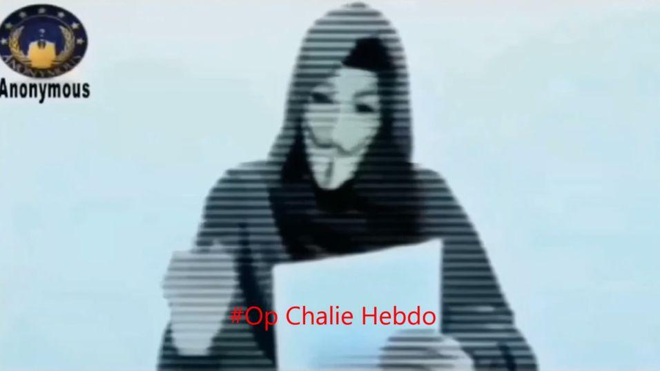 Anonymous erklærer krig mot al-Qiada