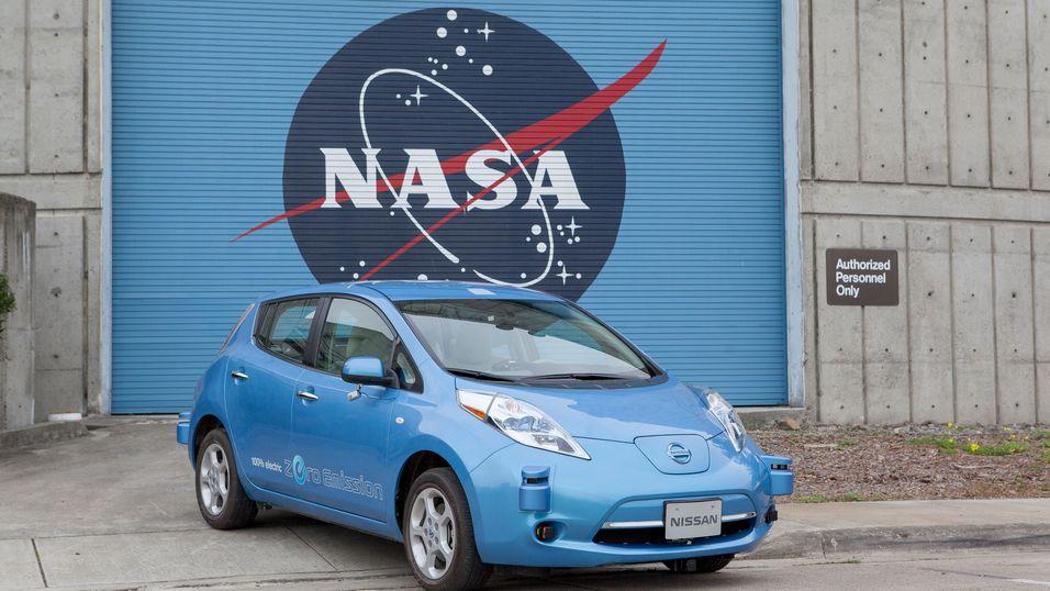 NASA skal bruke romteknologi til å lage selvkjørende biler