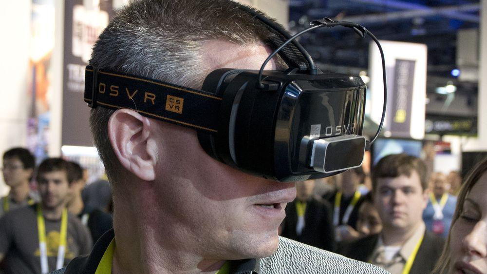 SNIKTITT: Vi har prøvd Razers nye VR-satsning – kan bli en vinner
