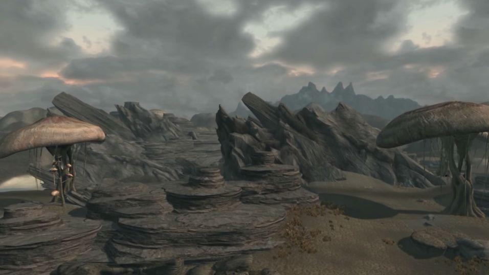 Morrowind har fått et ansiktsløft.