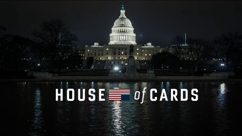 Her får du en smakebit på House of Cards sesong 3