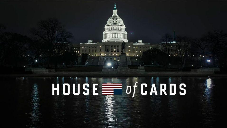 Her får du en smakebit på House of Cards sesong 3