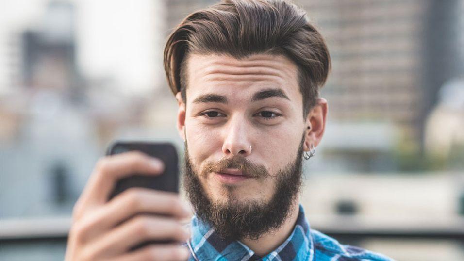 Menn som tar mange selfies viser psykopatiske trekk