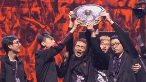 Kan The International 5 toppe rekordpremien fra i fjor?