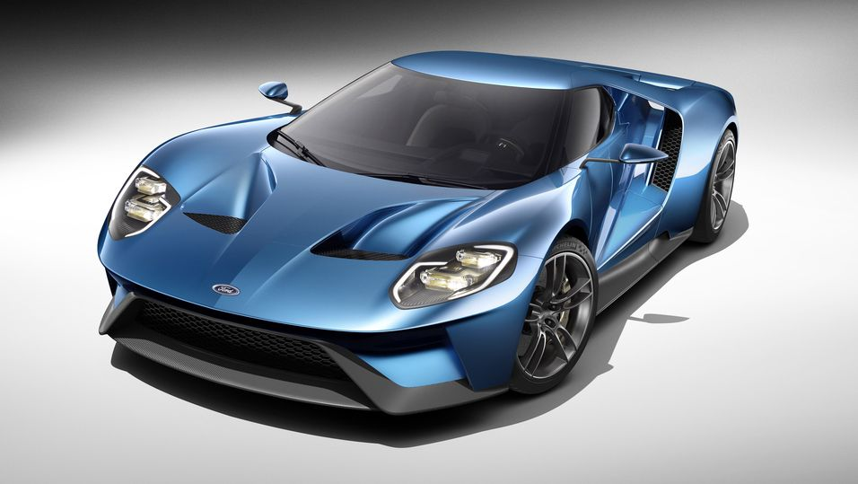 Nye Ford GT vil pryde coveret til Forza Motorsport 6.