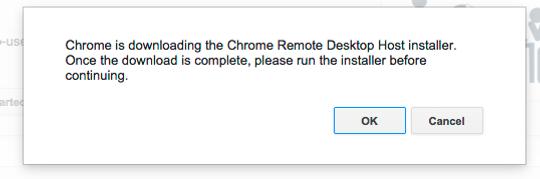 Du må laste ned et eget program på Mac for å få fjernstyringen til å fungere.