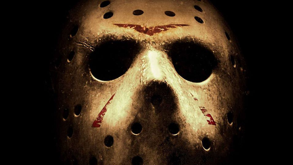 Jasons ikoniske maske.