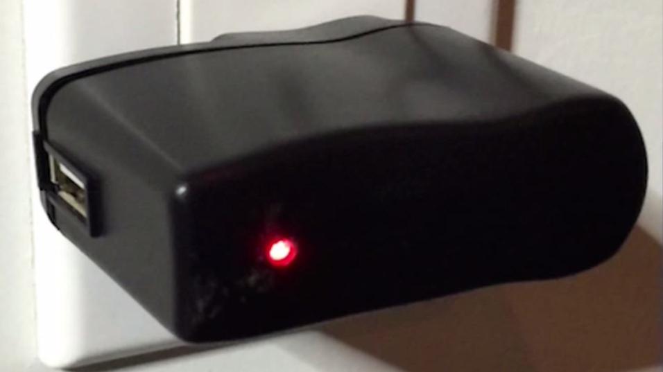 Denne falske USB-laderen kan stjele passordene dine i det skjulte