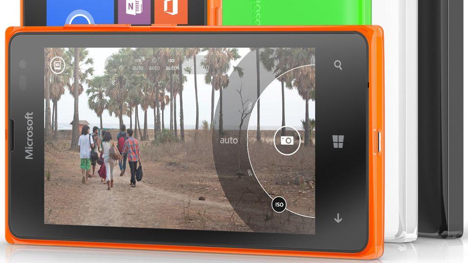 Snart vil alle Windows Phone-telefonene få Lumias kamerafunksjon