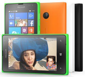 Microsoft Lumia 435.
