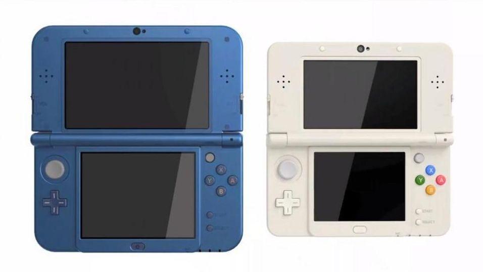 Ny Nintendo 3DS.