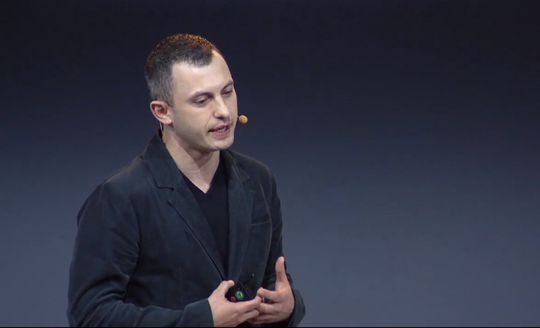Paul Eremenko, sjefen for Project Ara.