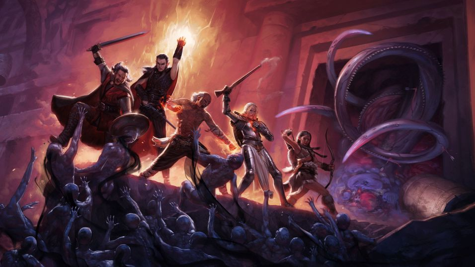 Pillars of Eternity har fått dato