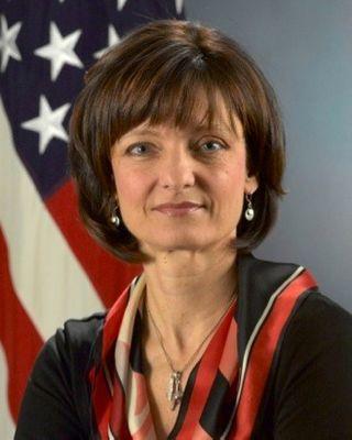 Regina Dugan var tidligere direktør for det amerikanske forsvarets avdeling for avansert forskning, DARPA, og leder i dag Googles tilsvarende avdeling.
