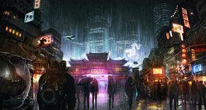 Neste Shadowrun tar oss med til Hong Kong