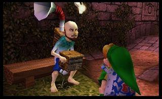 Du ser kjent ut... (Skjermbilde: Nintendo).