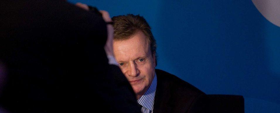 Telenorsjef Jon Fredrik Baksaas måtte svare for korrupsjonsanklagene mot Vimpelcom i Stortingets kontroll- og konstitusjonskomité.