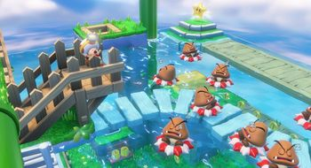 Test: Captain Toad: Treasure Tracker