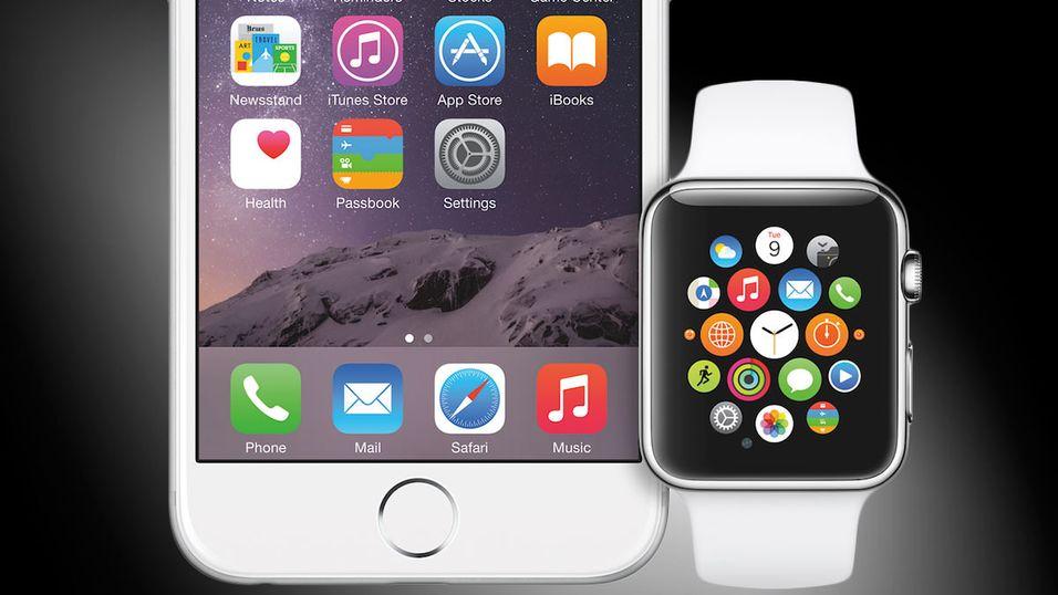 Slik fungerer appen som skal styre Apple Watch