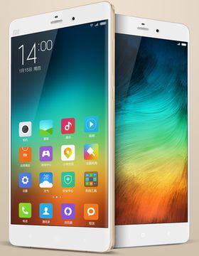 Xiaomi Mi Note Pro.