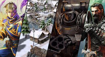 Dere har kåret de beste spillene fra 2014
