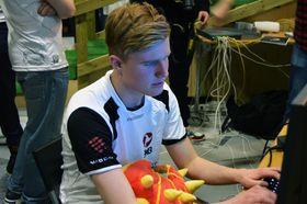 Jørgen «Hatrixx» Elgåen i Nix Elektroniske Sportsklubb.