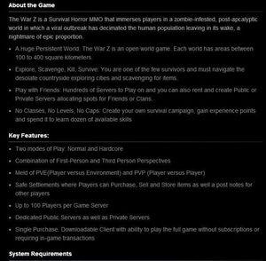 Steam-beskrivelsen lovet mer enn spillet kunne levere. Det satte sinnene i kok.