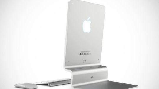STILSTUDIE: Maskinvaren er innmaten i en 11-tommers Mac Book Air.