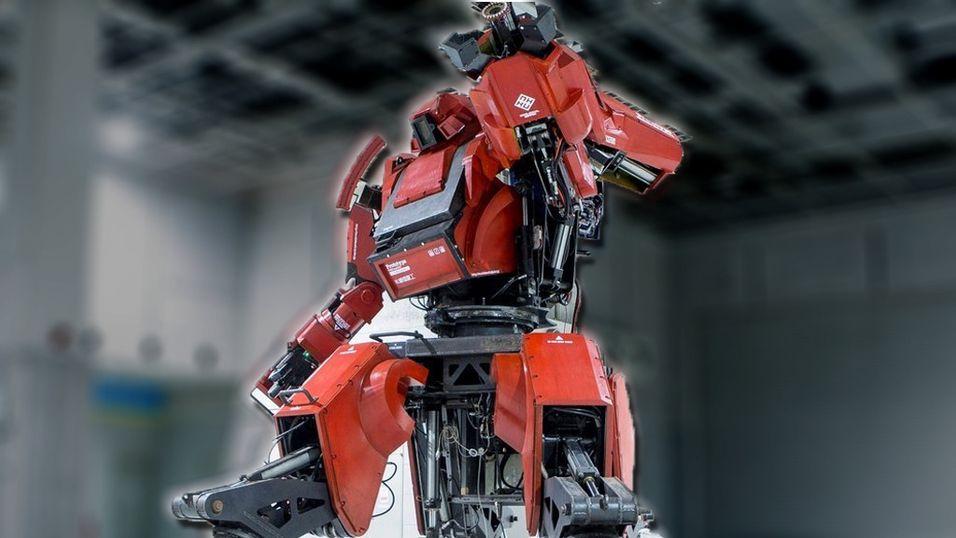 Nå kan du kjøpe deg denne monster-roboten