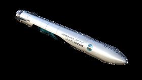 Dette er de nye rakettene som skal skyte ut de små satelittene.