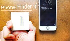 Du kan bruke PowerLite til å finne telefonen din.