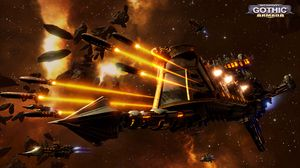 Bildene er fra en tidlig versjon av spillet.
