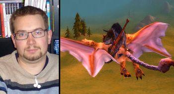 Han hadde aldri spilt World of Warcraft før