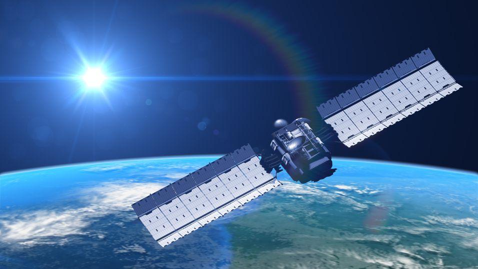 Elon Musk vil finansiere Mars-kolonisering med satellitt-Internett