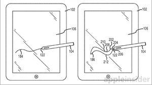 Bilde fra Apples patentsøkad.