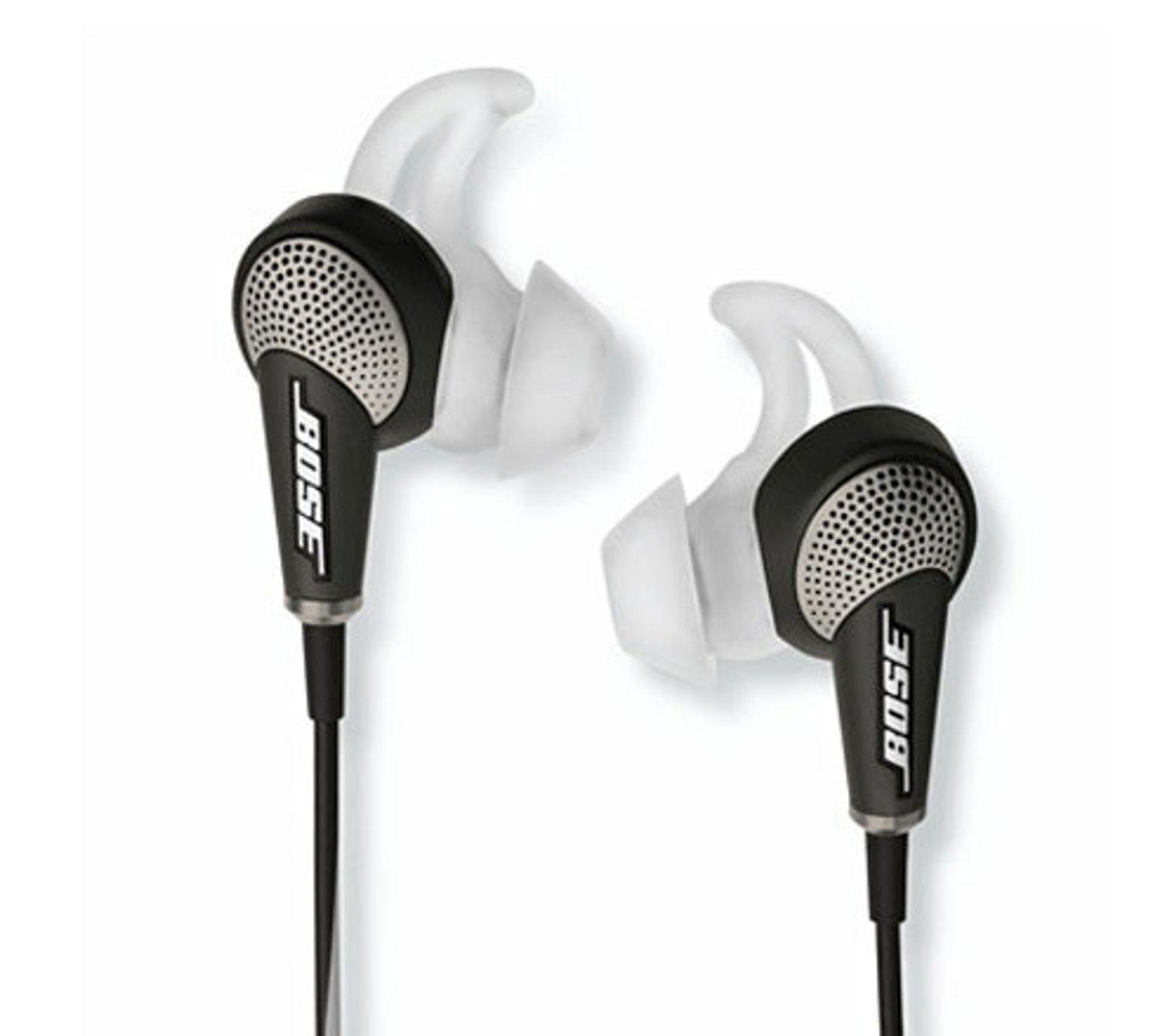 Aktiv støydemping øreplugger