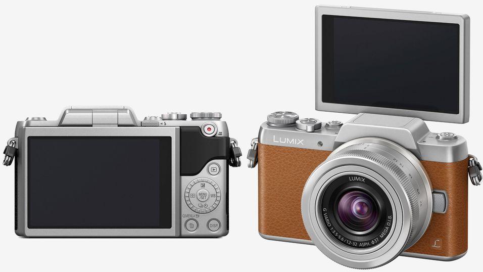 Nye Panasonic Lumix GF7 har selfie-modus