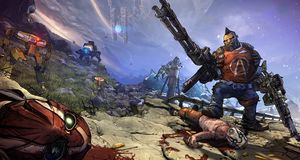 Borderlands kjem til PlayStation 4 og Xbox One