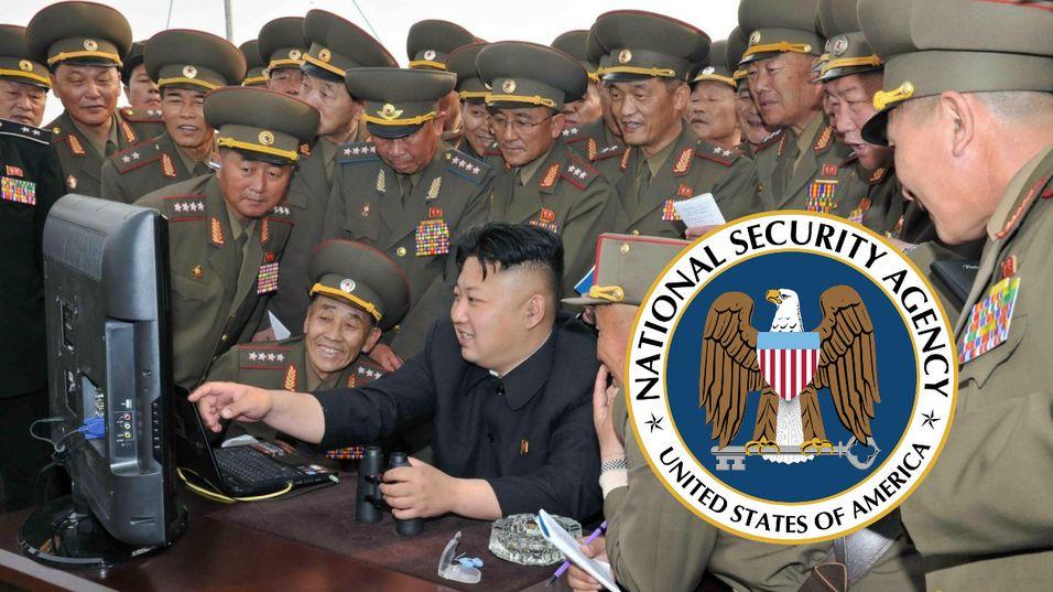 NSA skal ha holdt øye med Nord-Korea lenge før den store Sony-hackingen