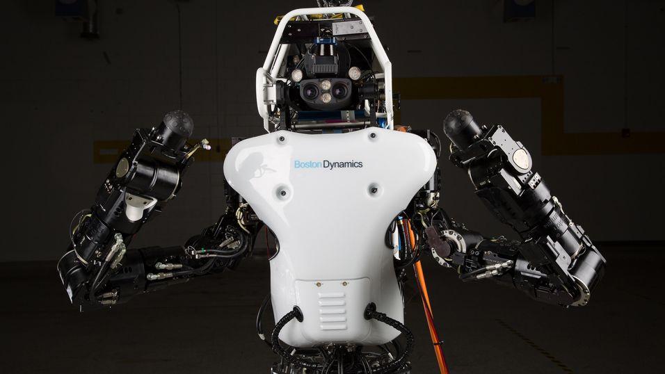 Dette er Googles splitter nye superrobot