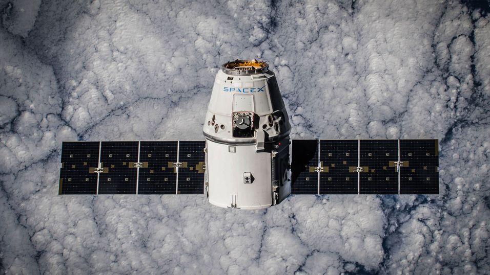 Google gjør gigantisk investering i romfart