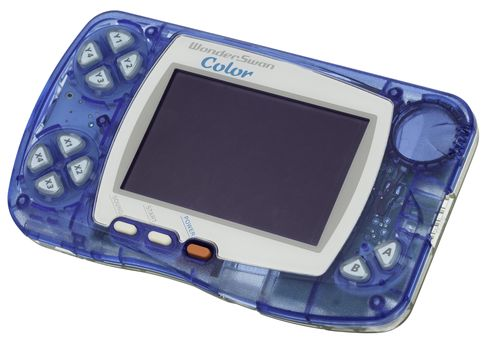 WonderSwan Color var bedre enn Game Boy Color, rent teknisk.
