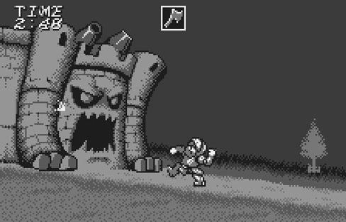 Ghosts 'N Goblins fikk en egen WonderSwan-versjon.