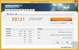 Denne skjermdumpen fant veien til Radeon R9 380X-tråden på Chiphell-forumet som nå er slettet. Poengscoren, tatt fra 3DMark11 er ganske drøy og vi må nok vente en stund før vi kan bekrefte ytelsen med egne tester.