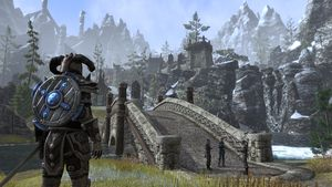 The Elder Scrolls Online droppar abonnementsavgift