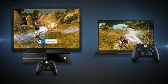 Strøm XboxOne-spillene dine fra en Windows 10-enhet.