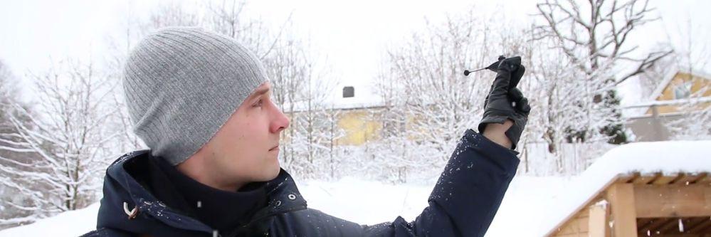 Denne knøttedronen er laget i Norge – brukes aktivt i krigssoner