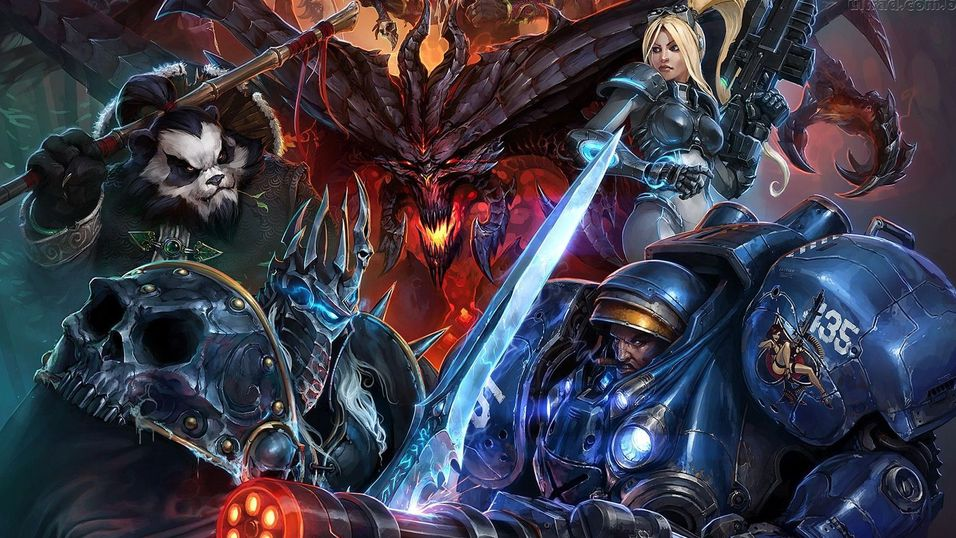 Heroes of the Storm er fremdeles i beta.