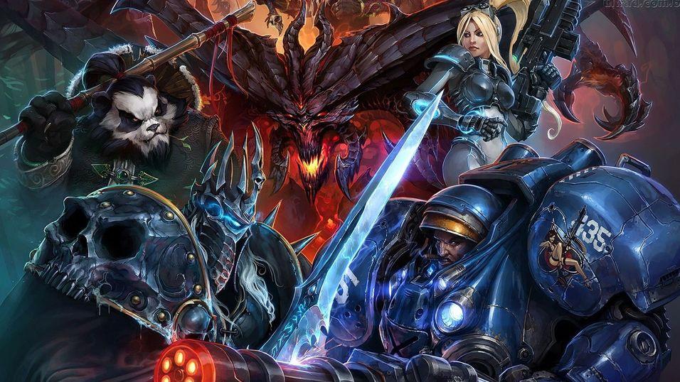 Heroes of the Storm er fremdeles i beta.