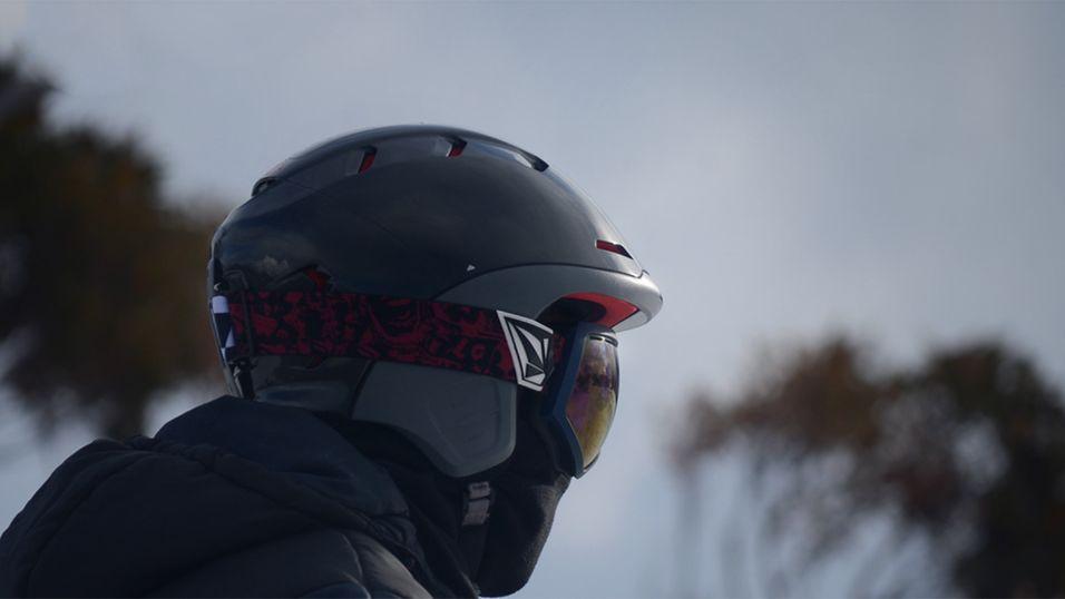 Her er smart-hjelmen for deg som skal i slalåmbakken